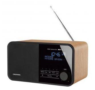 Grundig TR 2500 Radio DAB+ UKW RDS AUX Bluetooth 10 Senderspeicher für 174,99 Euro