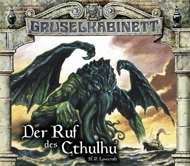 Gruselkabinett 114 & 115: Der Ruf des Cthulhu (CD(s)) für 16,99 Euro