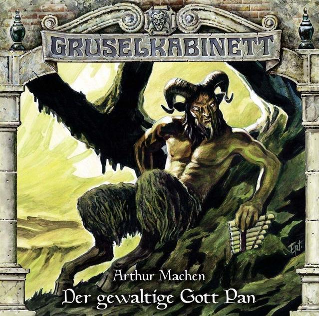 Gruselkabinett (144): Der gewaltige Gott Pan (CD(s)) für 7,49 Euro