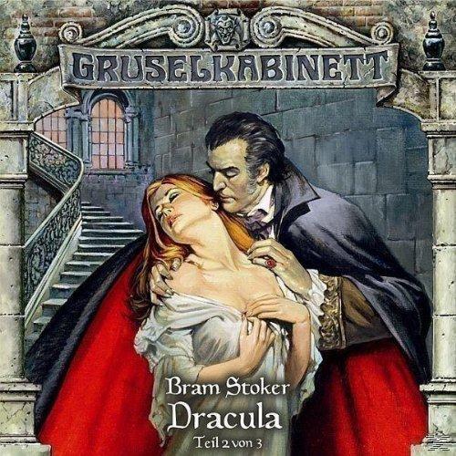 Gruselkabinett 18: Bram Stoker - Dracula (Teil 2 von 3) (CD(s)) für 8,49 Euro