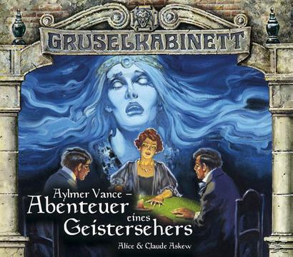 Gruselkabinett 54 & 55: Aylmer Vance - Abenteuer eines Geistersehers (CD(s)) für 16,99 Euro