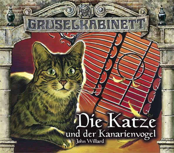 Gruselkabinett 84 & 85: Die Katze und der Kanarienvogel  (CD(s)) für 16,99 Euro