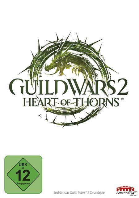Guild Wars 2: Heart of Thorns (PC) für 44,00 Euro