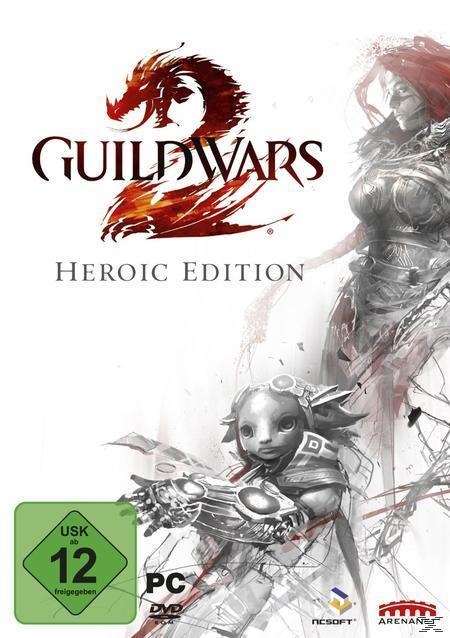 Guild Wars 2 - Heroic Edition (PC) für 39,99 Euro