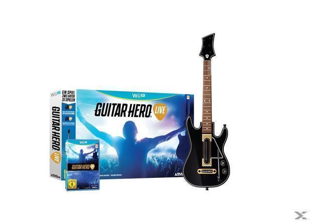 Guitar Hero Live (Nintendo Wii U) für 59,99 Euro