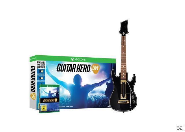 Guitar Hero Live (Xbox One) für 36,00 Euro