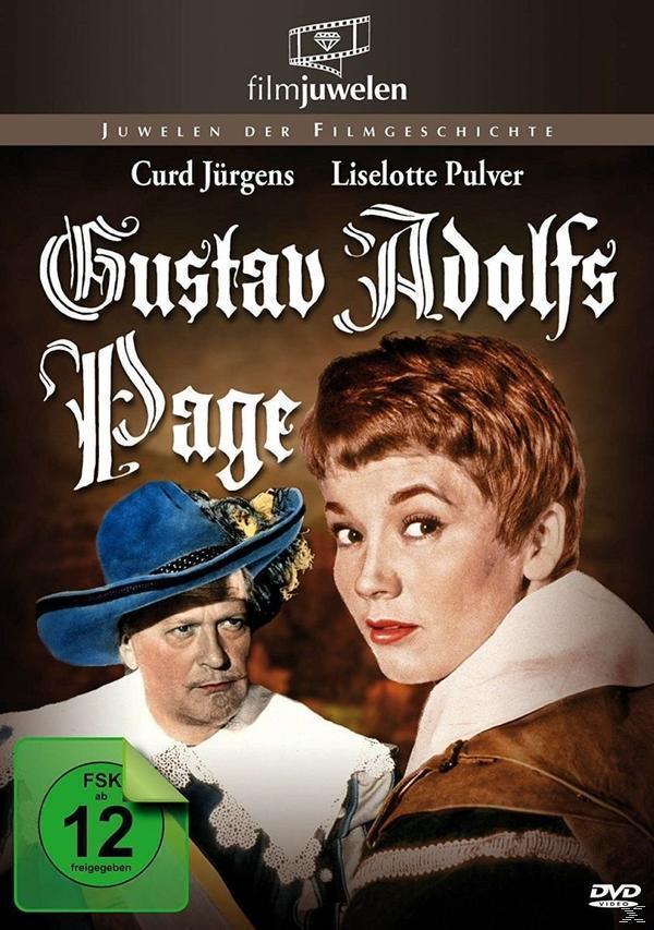 Gustav Adolfs Page (DVD) für 13,99 Euro