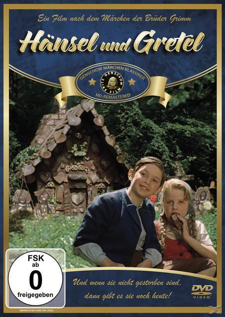 Hänsel & Gretel Remastered (DVD) für 7,99 Euro