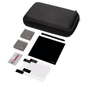 """Hama 00053446 8in1-Zubehör-Set """"Basic"""" für Nintendo New 3DS XL für 16,99 Euro"""