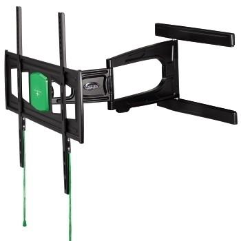 Hama 108751 TV-Wandhalterung FULLMOTION Ultraslim 3 Sterne XL 37-65 Zoll 2 Arm für 189,00 Euro