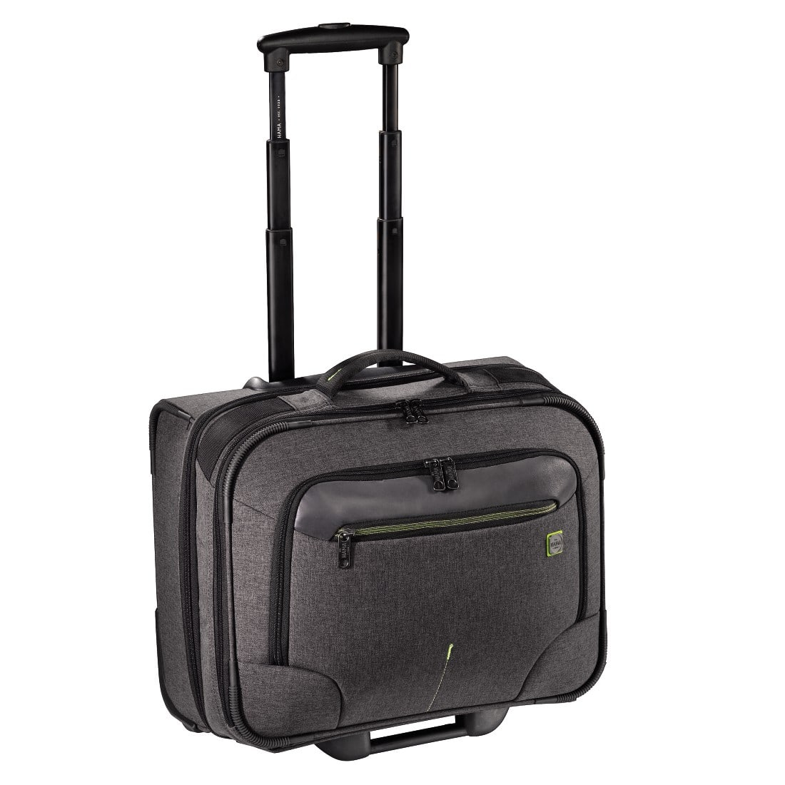 "Hama 00129392 est. 1923 Business-Trolley ""Frankfurt"" für 139,95 Euro"