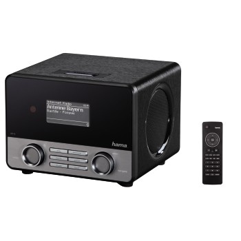 "Hama 54823 ""IR110"" Internetradio WLAN für 129,00 Euro"