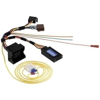 Hama 00080939 Lenkradfernbedienungsadapter für BMW mit 40PIN + CAN Bus für 149,00 Euro