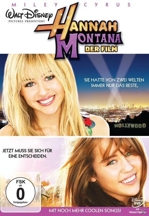 Hannah Montana: Der Film (DVD) für 8,99 Euro