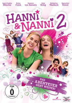 Hanni & Nanni 2 (DVD) für 5,84 Euro