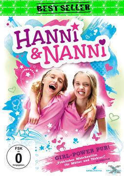 Hanni & Nanni (DVD) für 5,84 Euro