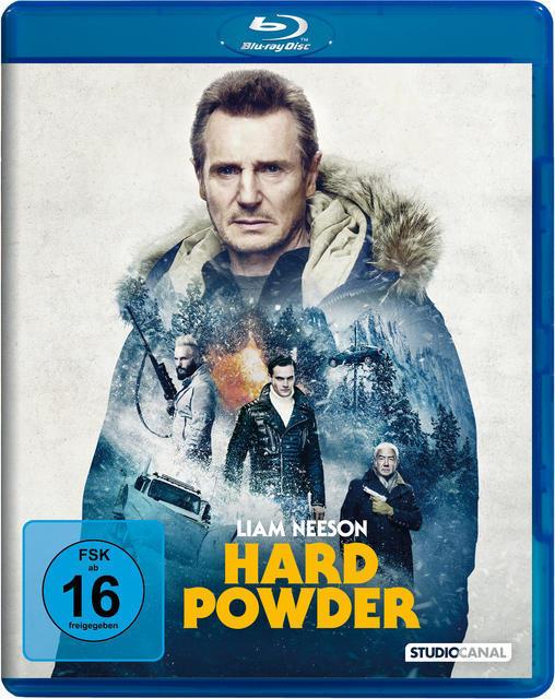 Hard Powder (BLU-RAY) für 12,66 Euro
