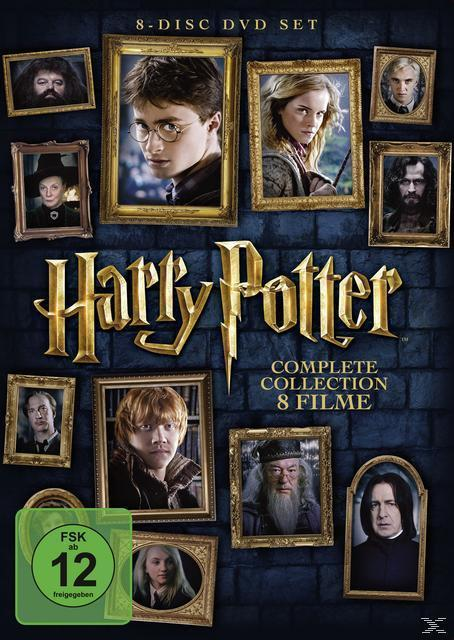 HARRY POTTER Complete Hardcover Book Set 1-7 J.K. Rowling GC