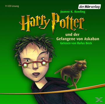 Harry Potter und der Gefangene von Askaban (CD(s)) für 26,99 Euro