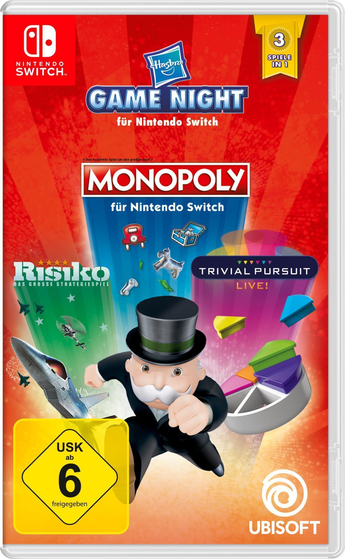 Hasbro Game Night (Nintendo Switch) für 29,24 Euro
