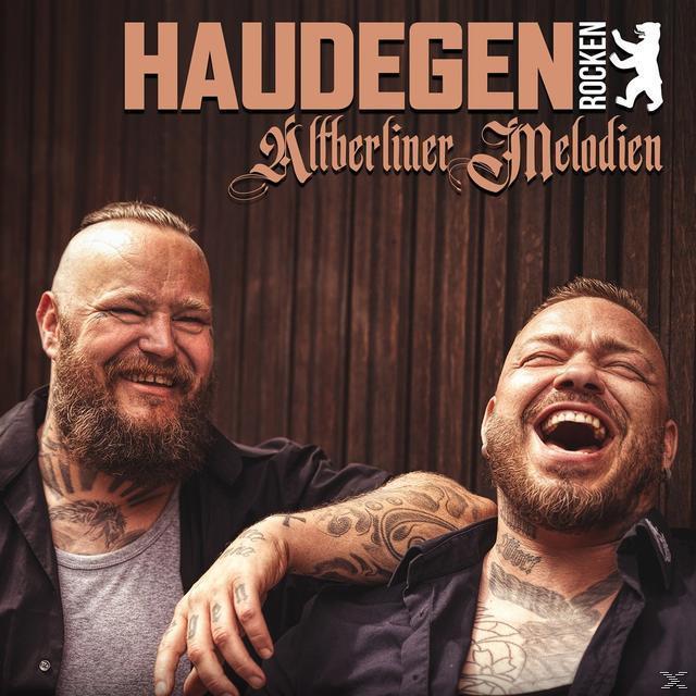 Haudegen rocken Altberliner Melodien (Haudegen) für 15,99 Euro