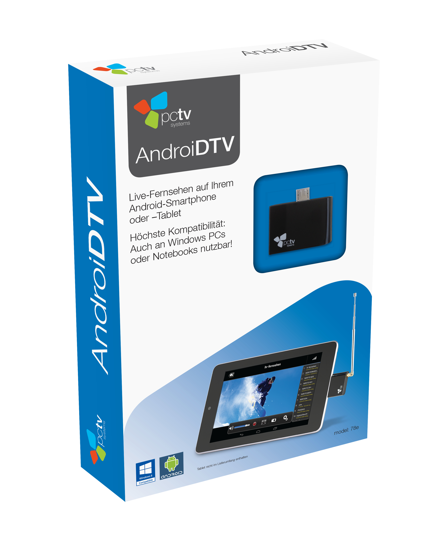 Hauppauge PCTV AndroidTV für 39,99 Euro