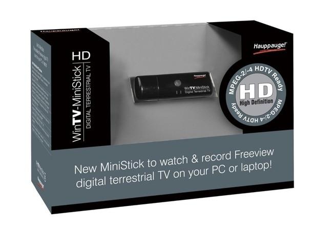 Hauppauge WinTV-MiniStick für 29,90 Euro