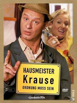 Hausmeister Krause - Ordnung muss sein! - Staffel 3 (DVD) für 13,99 Euro