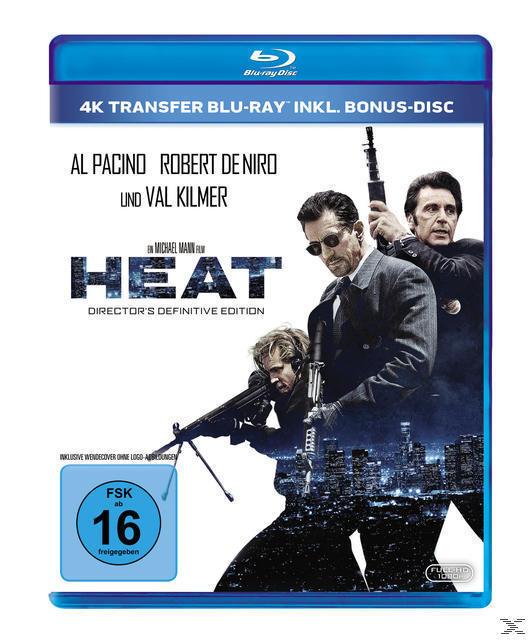 Heat - 2 Disc Bluray (BLU-RAY) für 8,99 Euro