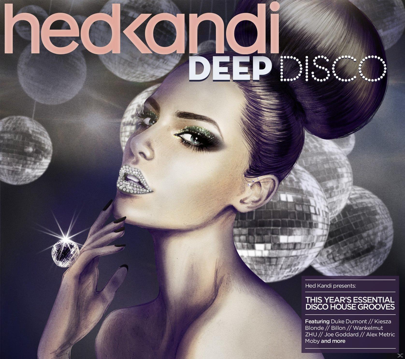 Hed Kandi Deep Disco (VARIOUS) für 17,99 Euro