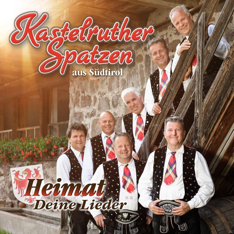 Heimat-Deine Lieder (Kastelruther Spatzen) für 18,99 Euro