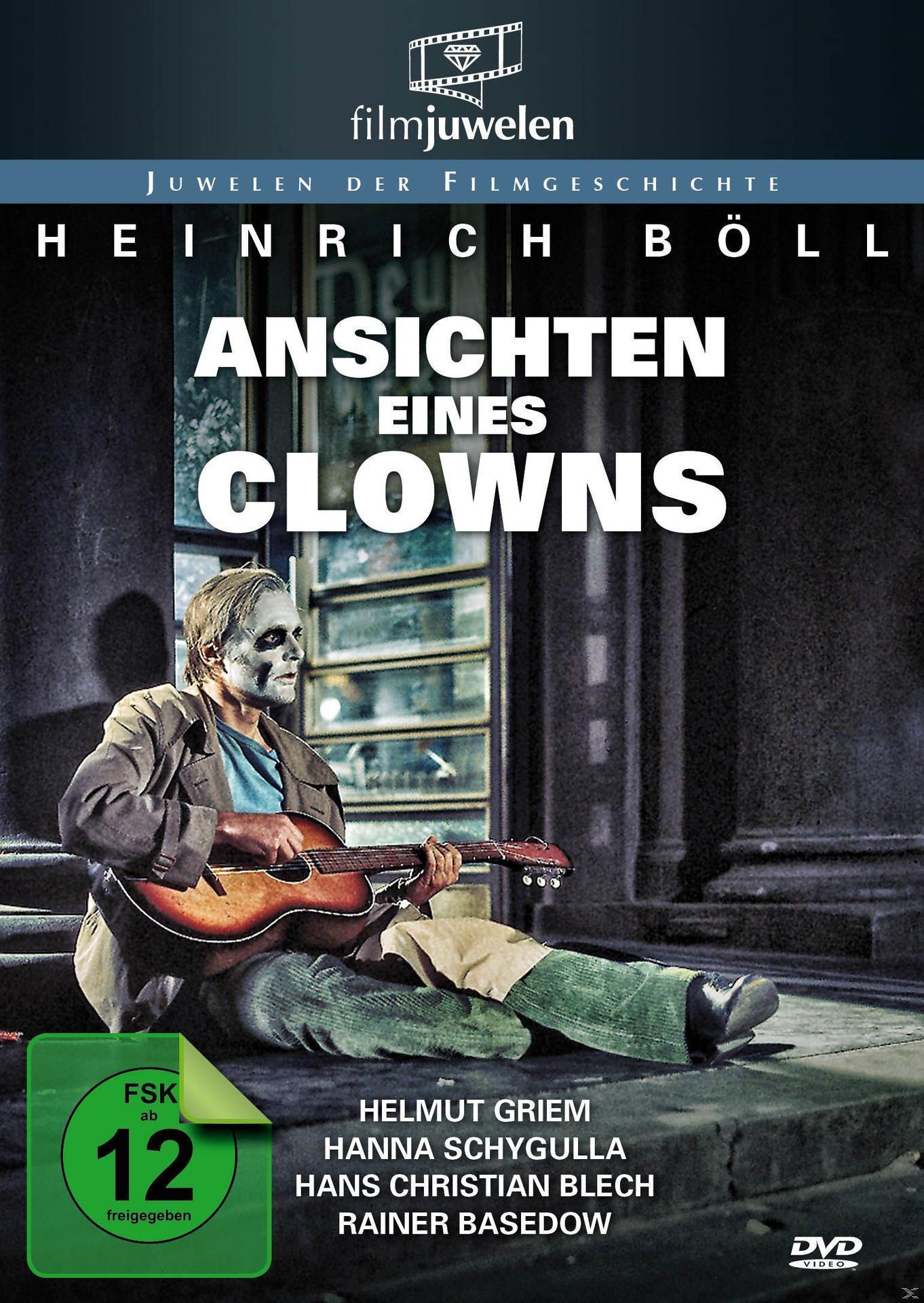 Heinrich Böll: Ansichten eines Clowns (DVD) für 14,49 Euro