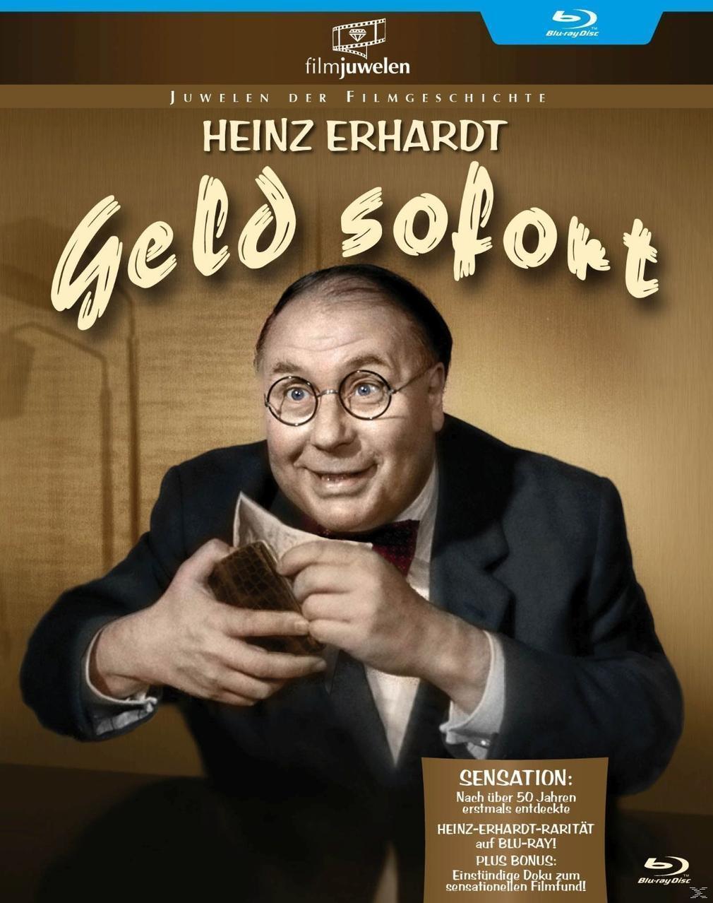 Heinz Erhardt: Geld sofort (BLU-RAY) für 13,99 Euro