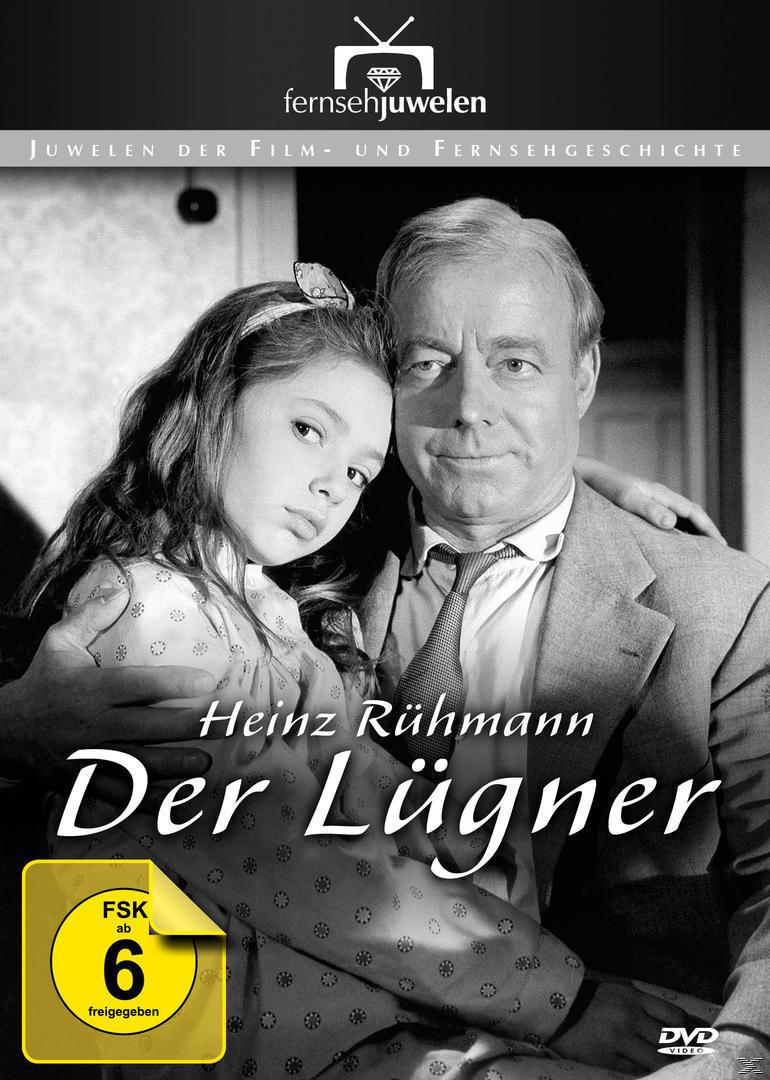 Heinz Rühmann - Der Lügner (DVD) für 13,99 Euro
