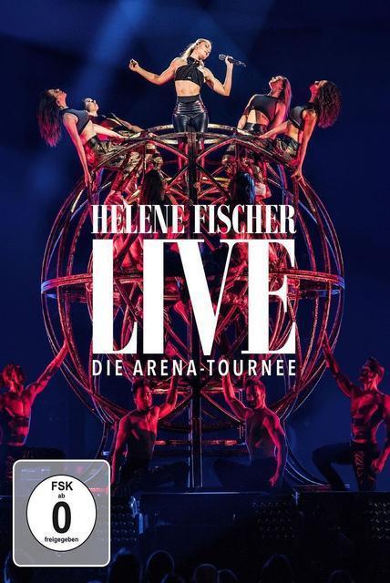 Helene Fischer Live - Die Arena Tournee (BLU-RAY + DVD) für 32,49 Euro