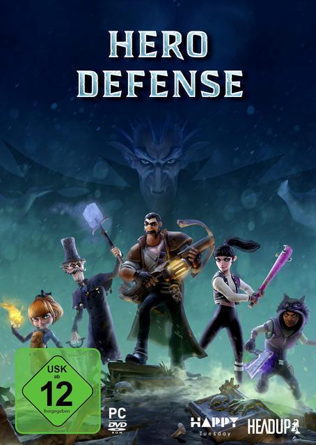 Hero Defense: Haunted Island (PC) für 29,99 Euro
