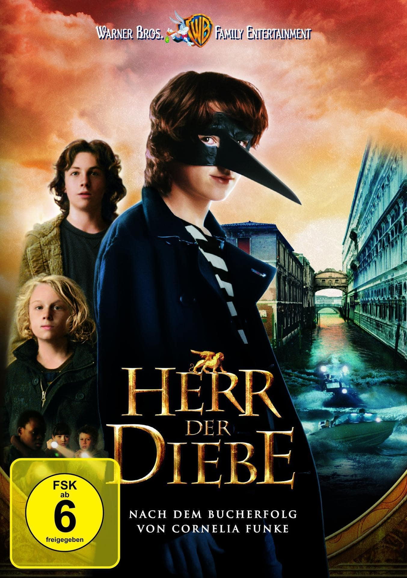 Herr der Diebe (DVD) für 7,99 Euro