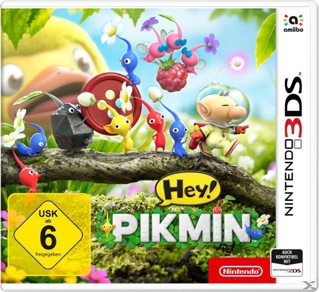 Hey! PIKMIN (Nintendo 3DS) für 34,99 Euro