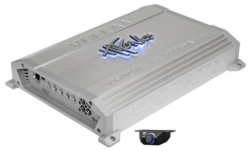 Hifonics VXi1201 Monoblock Endstufe 1x300/600W, 1x600/1200W für 225,00 Euro