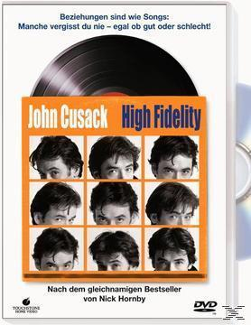 High Fidelity (DVD) für 8,99 Euro