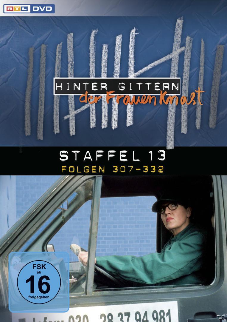 Hinter Gittern - Der Frauenknast - Staffel 13 (DVD) für 19,99 Euro