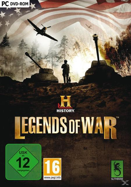 HISTORY: Legends of War (PC) für 29,99 Euro