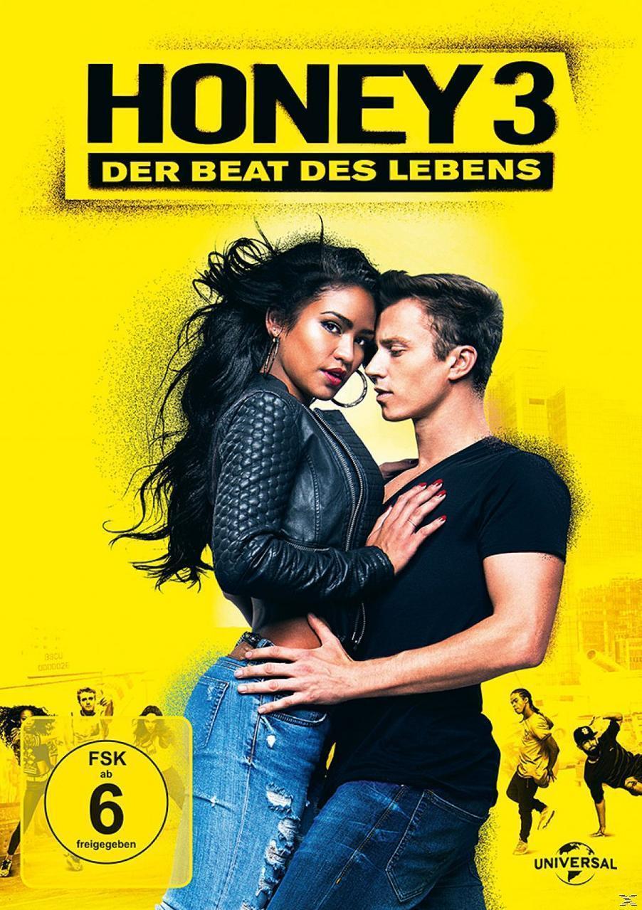Honey 3 - Der Beat des Lebens (DVD) für 7,99 Euro