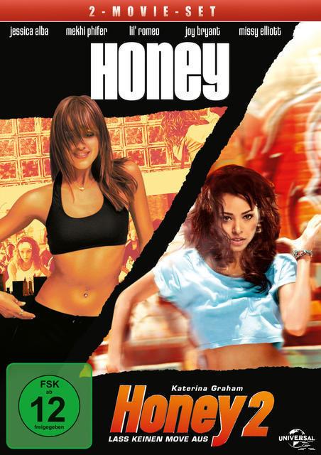 Honey, Honey 2 - 2 Disc DVD (DVD) für 14,99 Euro