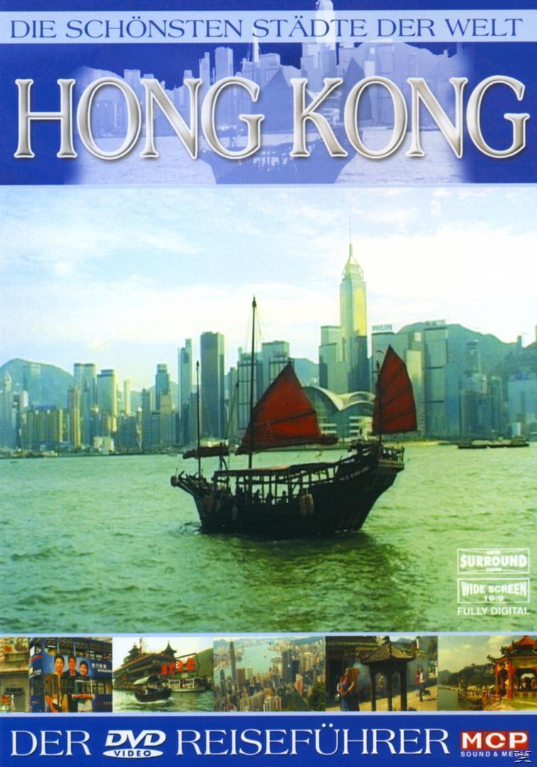 Hong Kong - Die schönsten Städte der Welt (DVD) für 4,49 Euro