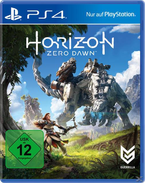 Horizon: Zero Dawn (PlayStation 4) für 64,99 Euro