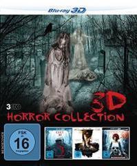 Horror Collection: Cult, Sleepwalker, The Crone (BLU-RAY 3D) für 9,99 Euro