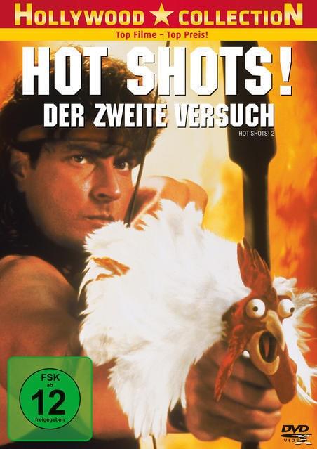 Hot Shots - Der zweite Versuch Hollywood Collection (DVD) für 7,99 Euro