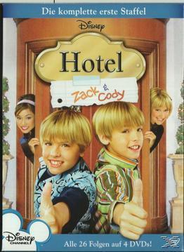Hotel Zack & Cody - Season 1 (DVD) für 13,99 Euro