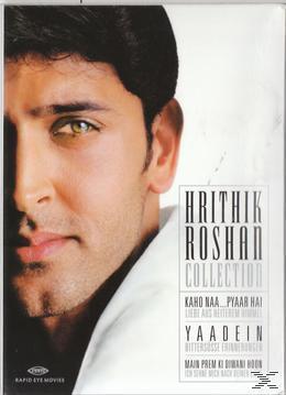 Hrithik Roshan Collection (DVD) für 24,99 Euro